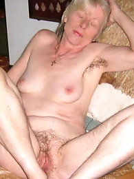 Sensuous lady seems fuckable