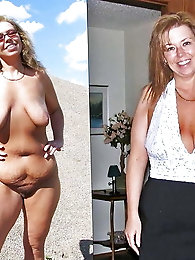 Curvy mature G-I-L-F is trying to seduce