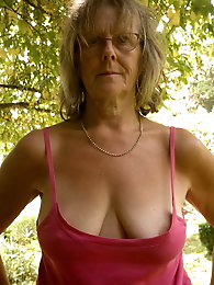 Braless is beautiful 029. (Granny)