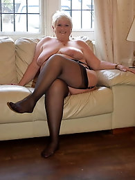 Granny, mature sexy stocking and more 10