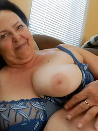 Big tit shaggable grannies 2