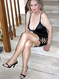 Delightful mature girls want to tease the male