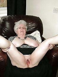 Sexy granny and mature