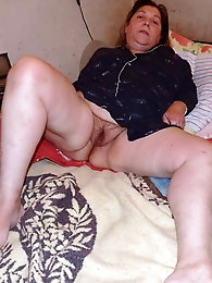 Assorted Granny Pussy 30