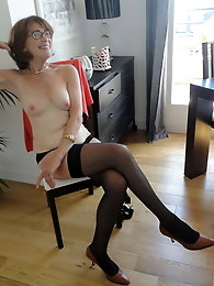 Astonishing mature bitch was fucked